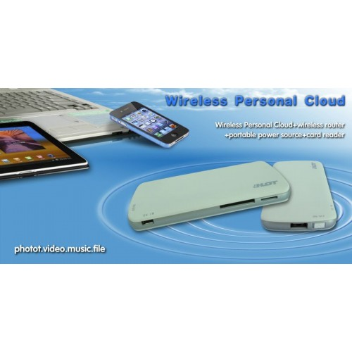 New Hot Portable Wireless Personal Storage Cloud