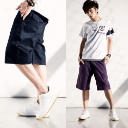 Men Casual Short Pants
