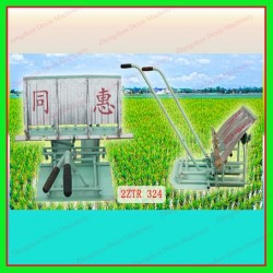 3 Rows transplant rice seedlings machine.