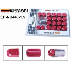 EPMAN RACING Forged Aluminum Lock LUG NUTS