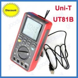 Handheld Digital Multimeter Oscilloscope