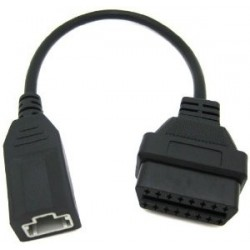 Honda OBD 3pin to 16pin Adapter