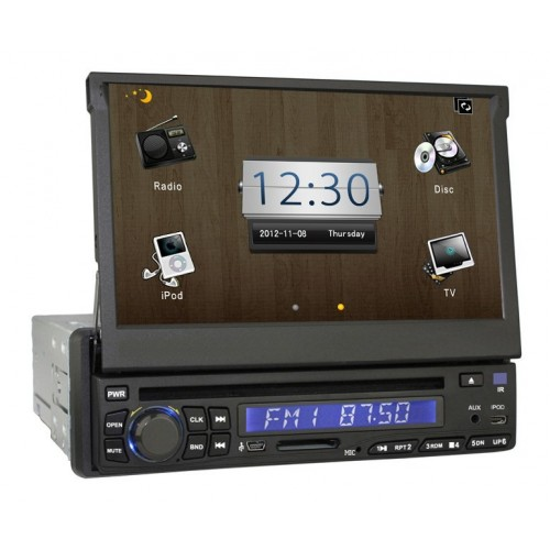 1DIN Android Car PC