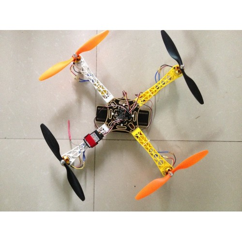 RC QuadCopter 4-Axis ARF/Kit Combo+1000KV Motor+30A ESC+F450 Flamewheel
