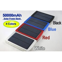 50000mAh solar portable charger Battery