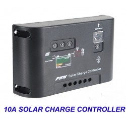 Solar charger controller 12V 24V 10A with 15hrs timer control