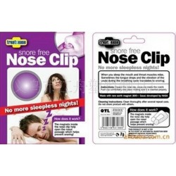 Anti-Snoring Silicon Nose Clip