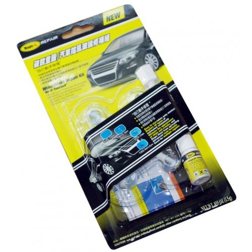 DIY Windshield Repair Kit tools for cars