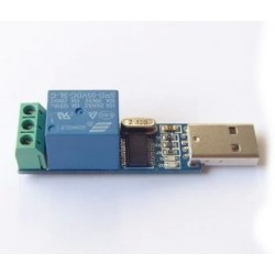 1 Channel USB Relay Controller Module