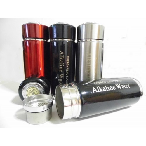 Stainless Steel Nano Energy Alkaline Water Cup