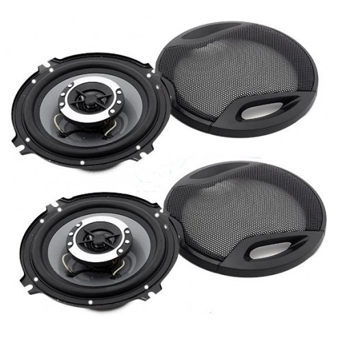 2 pairs High Quality 400 Watts 2-way Car Audio Speakers