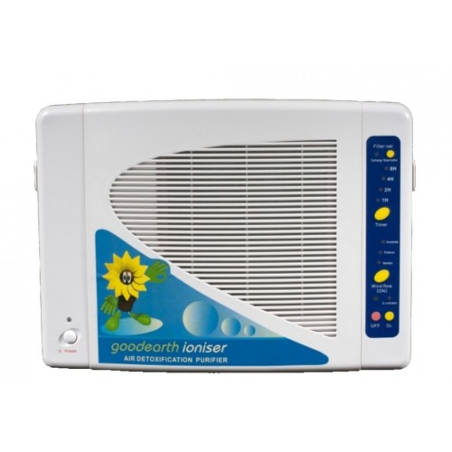 Home Air Purifier and Filter with Negative ion and Ozone