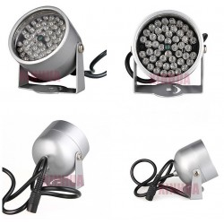 Infrared Illumination Light  for Night Vision CCTV Camera