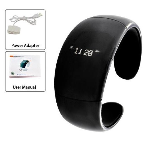 Fashion Bluetooth Bracelet Buiit-in Microphone and Speaker