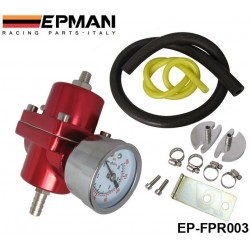 EPMAN Universal Adjustable Fuel Pressure Regulator