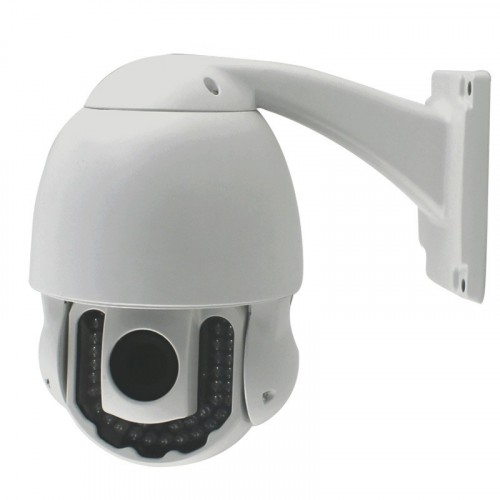 3X Optical Zoom 1 Megapixel PTZ P2P Outdoor IP Camera