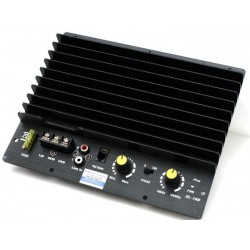 200W 12V Single bus HiFi High power subwoofer amplifier
