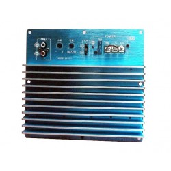 High Power 1500W car subwoofer amplifier
