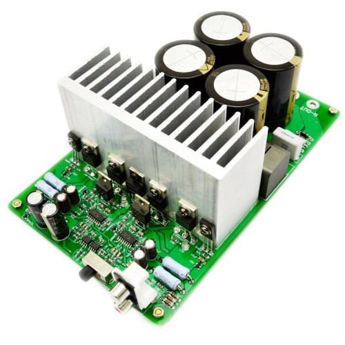 2000W Class D Amplifier finished board IRAUD2000 IRS2092S