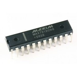IC MAX7219 8-DIGIT LED DISPLAY DRIVERS