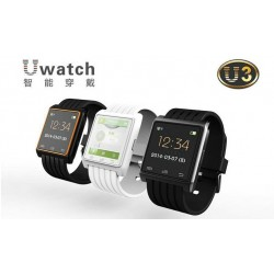 2014 New Arrival U3 Bluetooth Smart Watch for Smart Phone