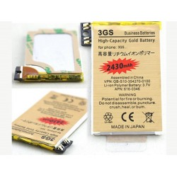 High quality 2430mAh High Capacity Replacement Battery for Apple iPhone 3GS