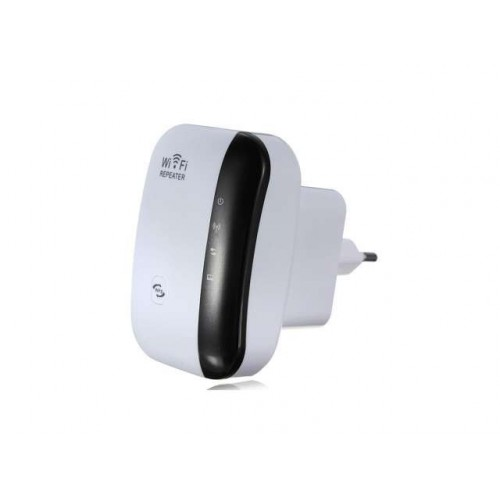 Wireless-N Wifi Repeater 300Mbps signal Antennas booster for extend WIFI signal