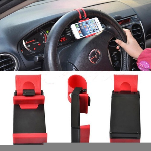 Universal Car Steering Wheel Holder