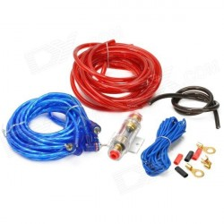 1500W Car Amplifier Wiring Kit