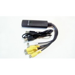 CCTV Camera Video Capture Adapter USB DVR 4 CH