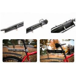 Max 10kg Rear Rack Bicycle