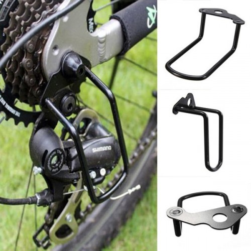 Bicycle Rear Transmission Protector