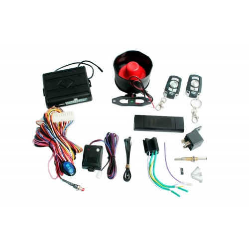 PKE Car Alarm System Auto lock and unlock