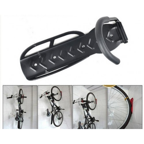 Wall Mounted Rack Bicycle
