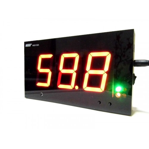 Big Screen Wall-mounted Sound Level Meter