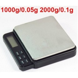 Digital Weight Scale 1000g 0.05g- 2000g 2kg 0.1g