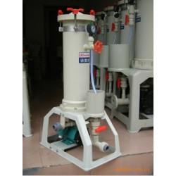PP Chemical Filters