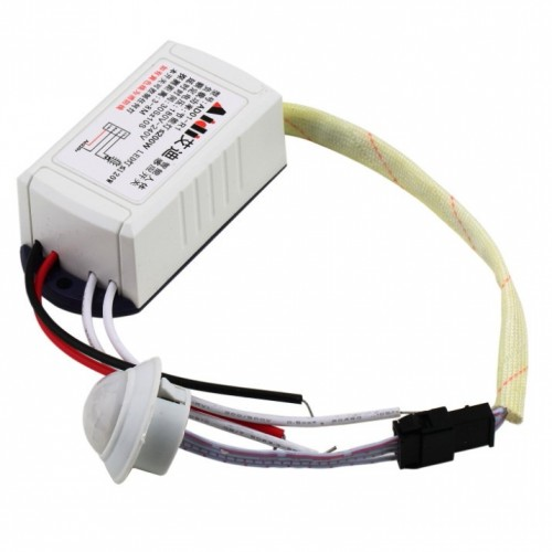 200W 220V IR Infrared Body Sensor Intelligent Switch Module