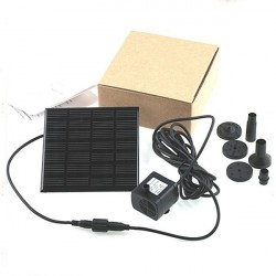 Solar Power Fountain Pool Water Pump