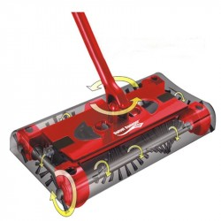 New cordless rechargeable carpet sweeper