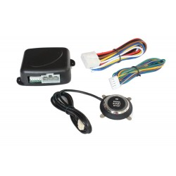 Engine Push Start/Stop button and RFID Keyless Entry