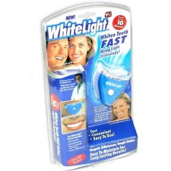 WhiteLight Fast Teeth Whitening in 10 Minutes
