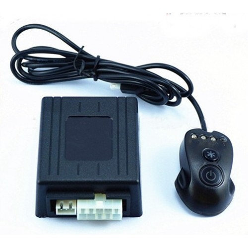 Automatic Headlight Controller with Adjustable Sensitivity Switch