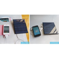 3.5W 6V usb Solar Mobile Charger