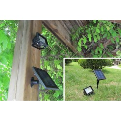 40 LED Outdoor Solar Power Garden Light with charging system