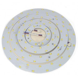 LED Ring Panel Circle Light AC180-265V SMD 5730