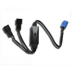Car MP3/CDC Switch Cable For ISO 8Pin
