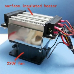 Constant Temperature Industrial PTC Fan Heater 300W 220V AC Incubator