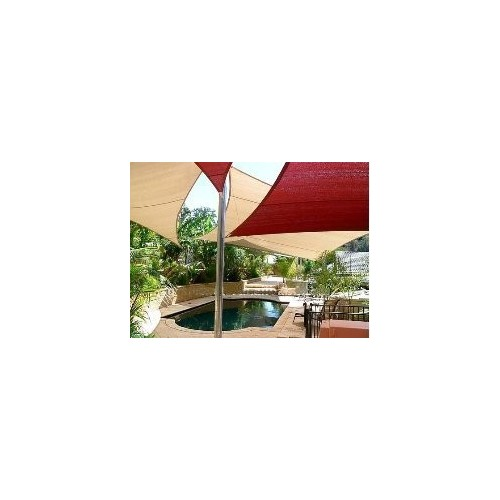 HDPE sunshade sail