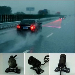 Car Rear Led Laser Fog Light